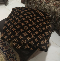 Used Bed/sofa spread LV design brand new  in Dubai, UAE