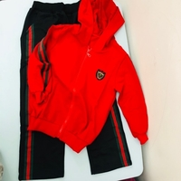 Used Children's 2 piece sports kit size 120 in Dubai, UAE