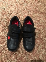 Used School shoes size 33-34 new in Dubai, UAE