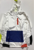 Used Windbreaker hoodie size m(new) in Dubai, UAE