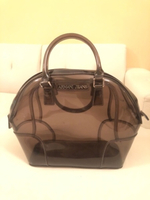 Used ARMANI JEANS Black transparent bag in Dubai, UAE