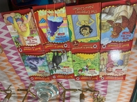 Used Ladybird books level1 and 2 in Dubai, UAE