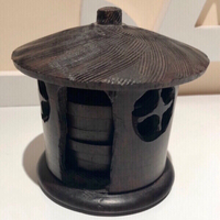 Used Africa inspired wooden glass coasters in Dubai, UAE