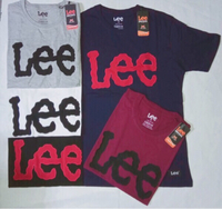 Used T-shirt lee Large 5pcs eid promo in Dubai, UAE