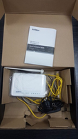 Used WiFi router with the box  in Dubai, UAE