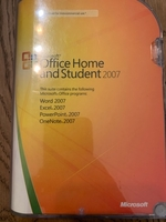 Used Microsoft Office Home and Student 2007  in Dubai, UAE