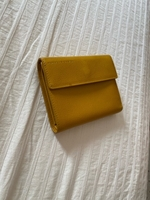 Used Porsche Design, yellow wallet  in Dubai, UAE