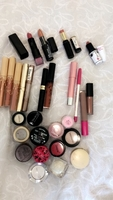 Used Bundle of used and new makeup  in Dubai, UAE