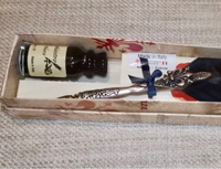 Used New Italian Feather Quill and Ink Set  in Dubai, UAE