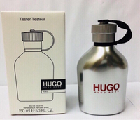 Used Hugo Boss Iced EDT, 150 ml, tester in Dubai, UAE