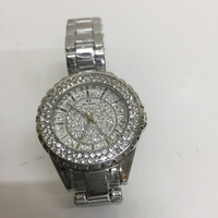 Ladies watch with zarcion all around
