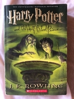 Harry Potter and The Half-Blood Prince