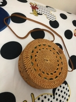 Used Rattan Bali Bag in Dubai, UAE