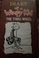 Used Diary of a wimpy kid: The third wheel  in Dubai, UAE