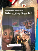 Used Grade 9 English book American curriculum in Dubai, UAE