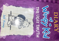 Used DIARY of a wimpy kid story book in Dubai, UAE