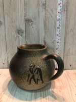 Used Jug with ancient Egypt pattern  in Dubai, UAE