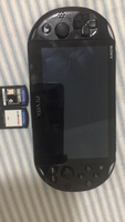 Used Ps vita with 2 games in Dubai, UAE