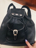 Used Guess pure leather Backpack  in Dubai, UAE