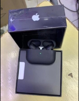 Used Apple AirPods Pro gen 3 black master cpy in Dubai, UAE