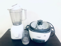 Used Rice cooker with steamer in Dubai, UAE