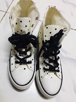 Used BER Sneakers 👟 polka dots  in Dubai, UAE