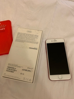 Used Iphone 7 red limited edition in Dubai, UAE