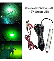 Used LED fish light Green light x 2 in Dubai, UAE