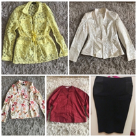 Used ANOTAH,MANGO,PAPAYA,ELLE TOPS/SKIRT.. in Dubai, UAE