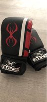 Used Sting boxing gloves  in Dubai, UAE