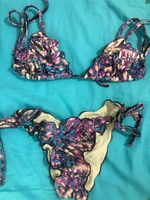 Used Brazilian Bikini Purple in Dubai, UAE
