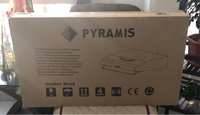 Used Pyramid Kitchen Hood/ 50x90 in Dubai, UAE