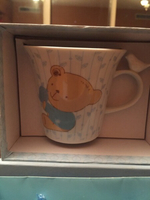 Used Baby boy gift with patchi  mug + gift ba in Dubai, UAE