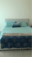 Used Cot with bed in Dubai, UAE