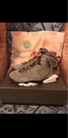 Used Jordan 6 Travis Scott Size 8,5Us in Dubai, UAE