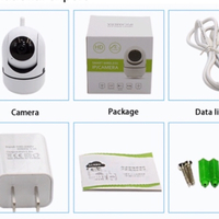 Used Smart wireless IP/Camera 720P 16 gb in Dubai, UAE