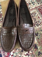 Used Born brand real leather shoes  in Dubai, UAE