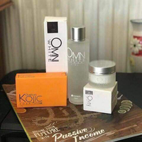 Used Facial Set Omni Organic Products  in Dubai, UAE