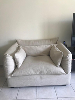 Used Sofa and two arm chairs in Dubai, UAE
