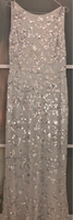 Used Light blue/gray sequin Dress Coast  in Dubai, UAE