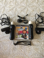 Used PS3 Motion Conrol + Cameras + Free Game in Dubai, UAE
