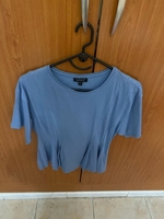Used  blue top from Top Shop in Dubai, UAE