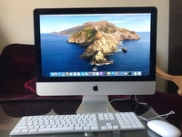 Used Apple imac i5 21.5 inch  in Dubai, UAE