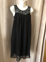 Used Elegant black dress size EU 36 / UK 8 in Dubai, UAE