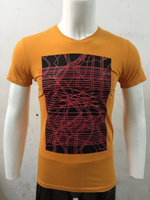 Used Posh tshirt for men - Size Medium  in Dubai, UAE