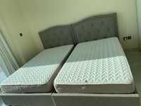 Used Two big comfortable beds in Dubai, UAE