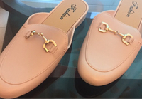 Used Flat light pink New size 37 👛 in Dubai, UAE