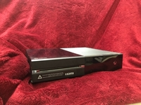 Used XBOX One with game, controller & headset in Dubai, UAE