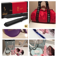 Used Professional Hair steamer,bag,beauty box in Dubai, UAE