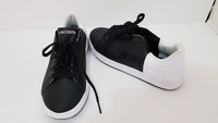 Used Lacoste Black/White for women EU37 in Dubai, UAE